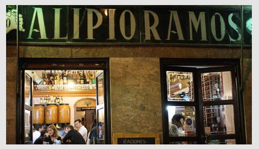 Bar Alipio Ramos