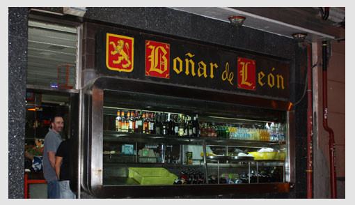 Bar El Boñar de León
