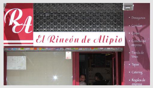 Bar El Rincón de Alipio