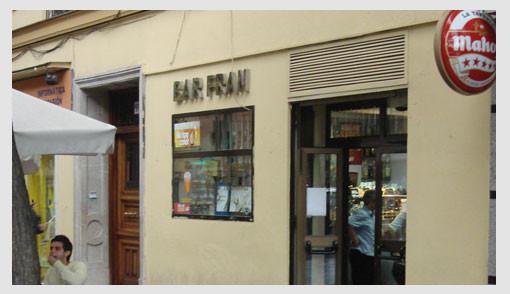 Bar Fran