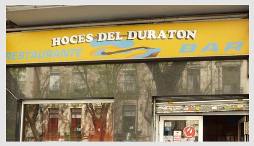 Bar Hoces del Duratón