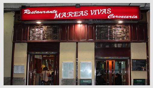 Bar Mareas Vivas
