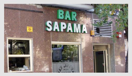 Bar Sapama