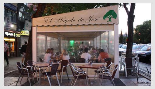 Bar El Hayedo de José