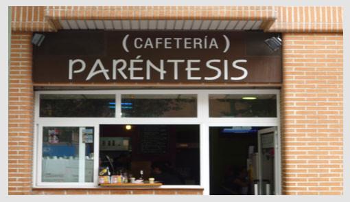 Cafetería Paréntesis