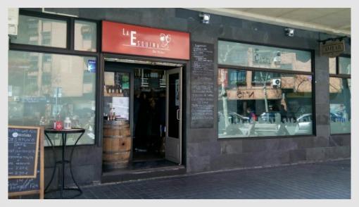 Bar La Esquina de Téllez