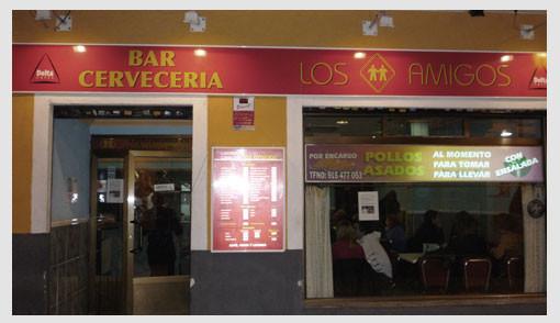Bar Los Amigos (Centro)