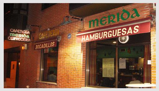 Bar Mérida