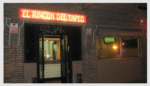 Bar el rinc n del tapeo cerveza m s tapa por madrid - El rincon del sibarita ...