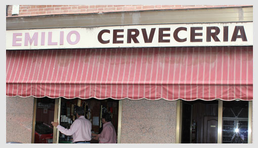 Bar Emilio en Tetuán