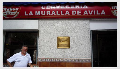 Bar La Muralla de Ávila
