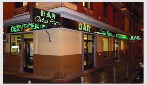 Bar Casa Paco