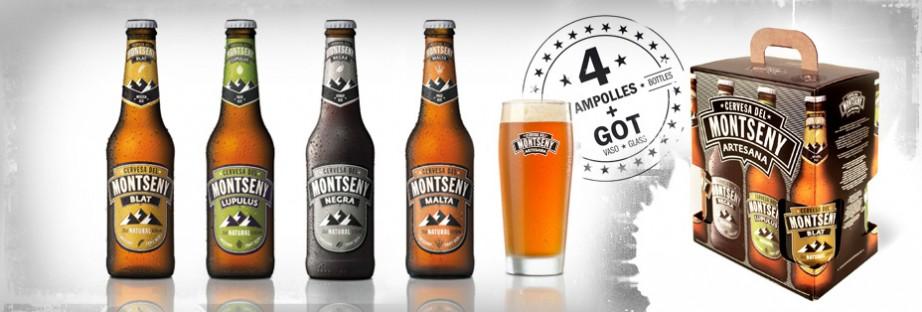 Pack Cerveza Montseny