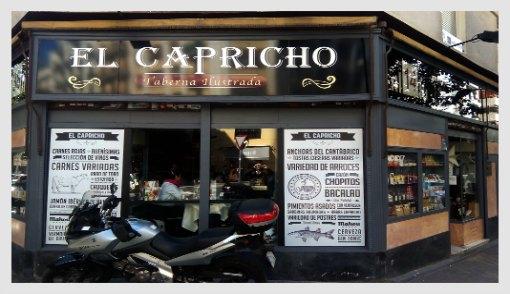 Taberna El Capricho