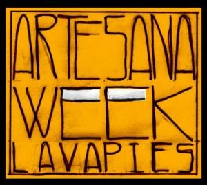 Logo Artesana Week