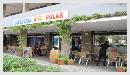 Cafetería Estrella Polar