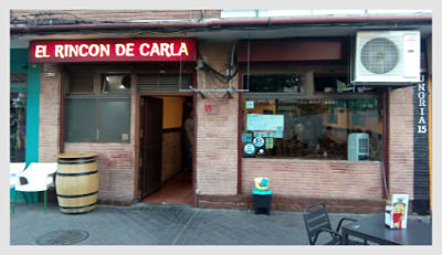 Bar El Rincón de Carla