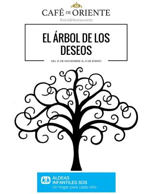 Café de Oriente inicia una acción solidaria con Aldeas Infantiles SOS