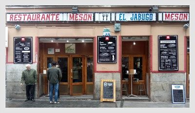 Bar Mesón El Jabugo