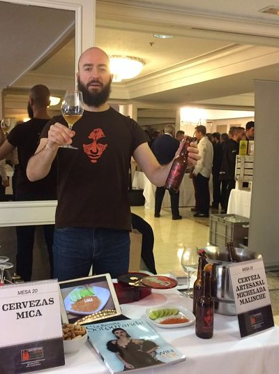 Crónica del II Salón Profesional de Cerveza Artesana