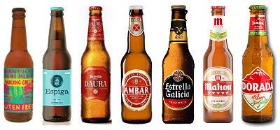Sin gluten free cerveza Madrid