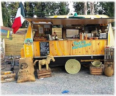 foodtrucks mexico madrid