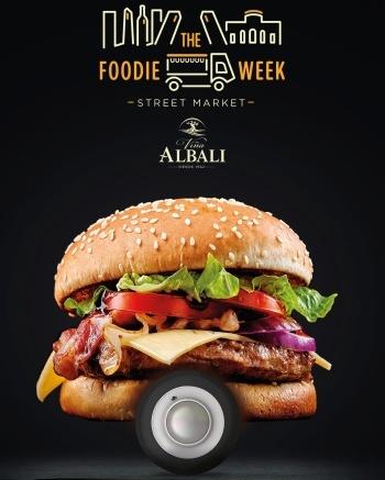 Las foodtrucks The Foodie Week del 21 al 26 de marzo