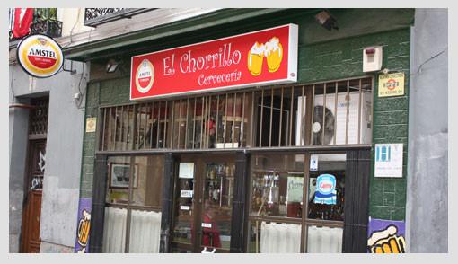 Bar El Chorrillo
