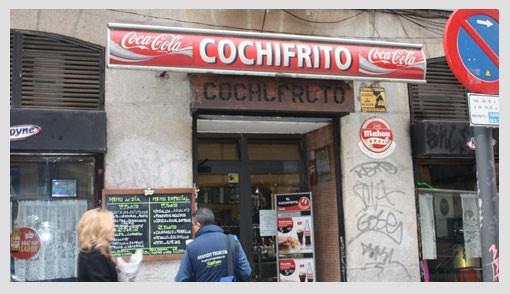 Bar Cochifrito