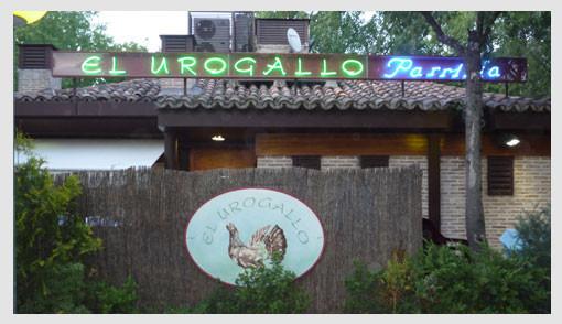 Bar El Urogallo (Latina)