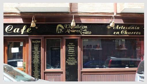 Bar El Callejón de Álvarez Gato