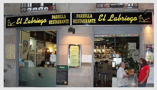 Bar El Labriego