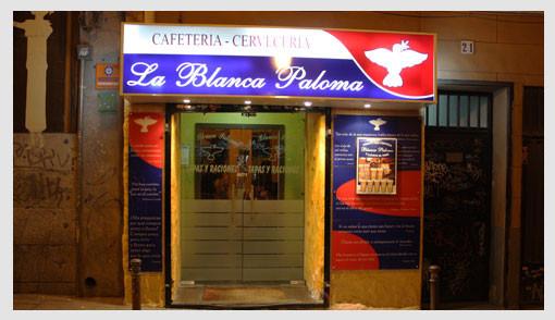 Bar La Blanca Paloma (Centro)