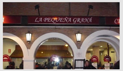 Bar La Pequeña Graná