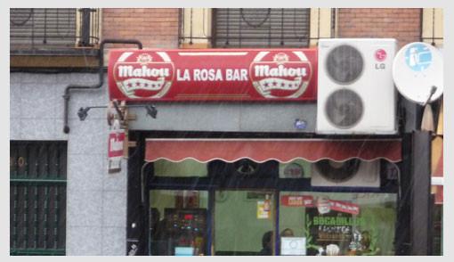 Bar La Rosa
