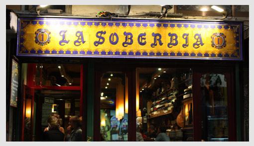 Bar La Soberbia