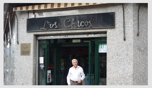 Bar Los Chicos
