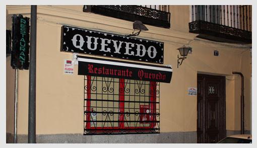 Bar Restaurante Quevedo