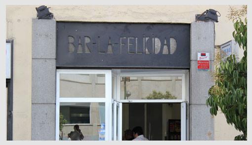Bar La Felicidad
