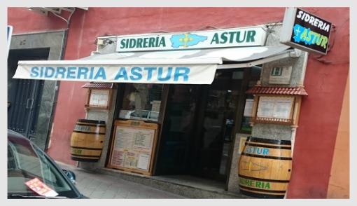 Sidrería Astur