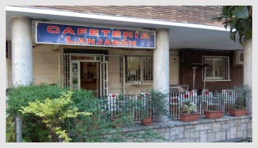 Cafetería Lanjarón