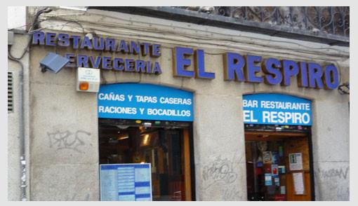 Bar El Respiro