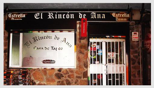 Bar El Rincón de Ana