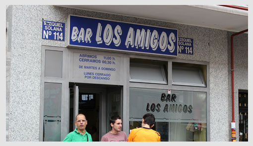 Bar Los Amigos