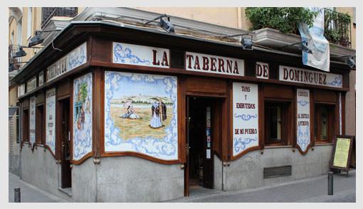 La Taberna de Domínguez