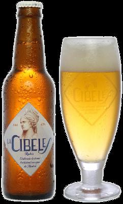Sorteo de cerveza artesana La Cibeles.