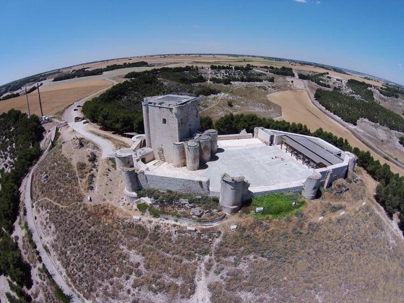 Castillo Íscar
