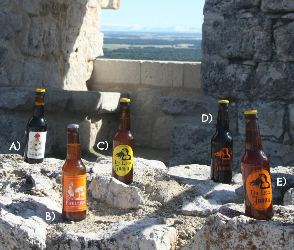 Juana La Loca- cervezas