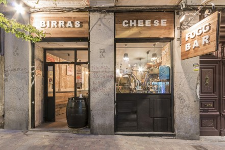 Fogg Bar Birras & Cheese