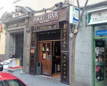 Fogg Bar: Birras & Butis